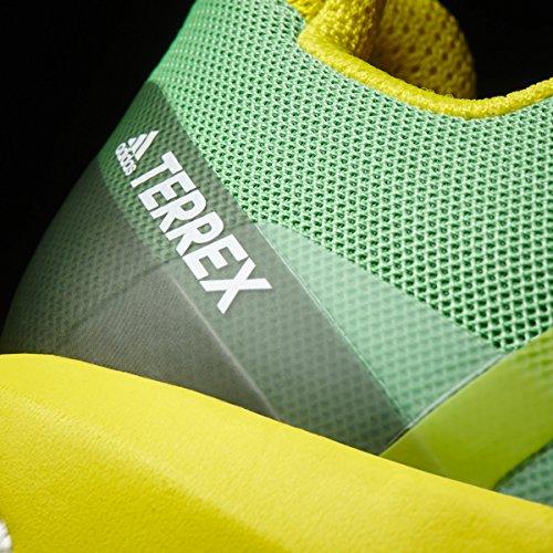 adidas Herren Terrex Agravic Wanderschuhe Grün (Verde Verene/amabri/ftwbla)