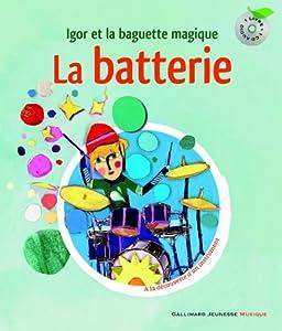 """Afficher """"La batterie"""""""