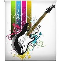 Happystor HSCJ5779 Estor Enrollable Estampado Digital Juveniles Tejido Traslúcido Medida Total Estor:170x180 (**Solo Ancho Tela:166-167cm.**)