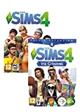 Pack Les Sims 4 + Les Sims 4 : vie citadine
