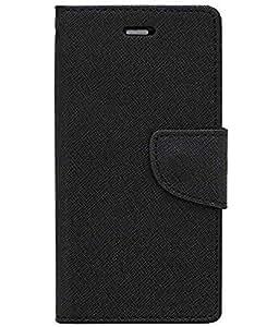 Zocardo TM© Fancy Diary Wallet Flip Case Cover for Xiaomi Mi 5X - Black - Premium Cover with Inner Pocket