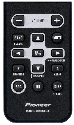Pioneer CD R 320 Fernbedienung (Kreditkartenformat) für Auto CD-Tuner schwarz
