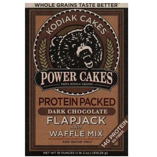 Preparato per Pancake Kodiak Cakes, Gusto Cioccolato con gocce di cioccolato
