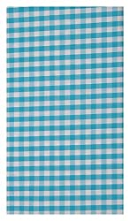 A. B. Cloth Mens Cotton Shirt Fabric (White&Blue)