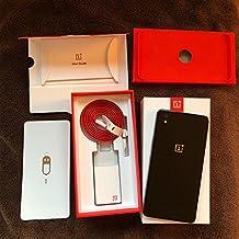OnePlus X E1003 Onyx Black , Negro 16 Gb expandible hasta 128 Gb , 13 Mpx , 3 GB Ram , DualSim Oficial Espana by CellularMania