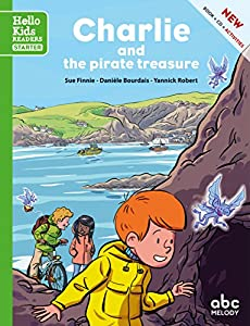 """Afficher """"Charlie and the pirate treasure"""""""