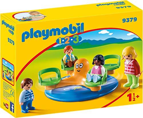 Playmobil 1.2.3 9379 Figura de construcción - Figuras de construcción,, 1,5 año(s), Niño/niña, 170 mm, 170 mm