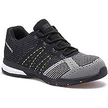 Paredes sp5041ne-gr42Suzuka–Zapatos de seguridad S1P talla 42NEGRO/GRIS
