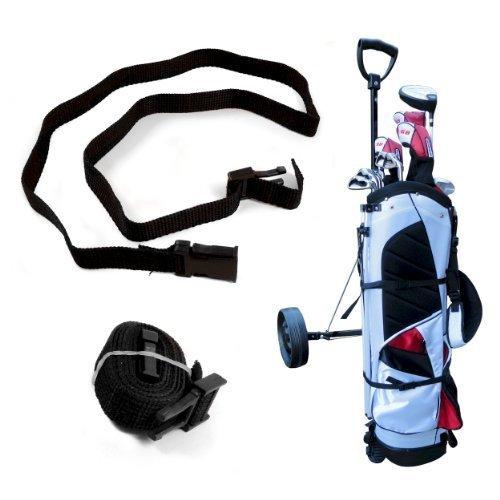 JP Lann Golf Pull Cart Utility Träger