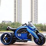 MEILA Kind elektrische motorrad sitzen fahrt dreirad große lade spielzeugauto männer und frauen...