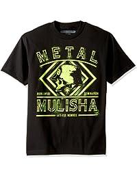 Camiseta Metal Mulisha Dust Negro