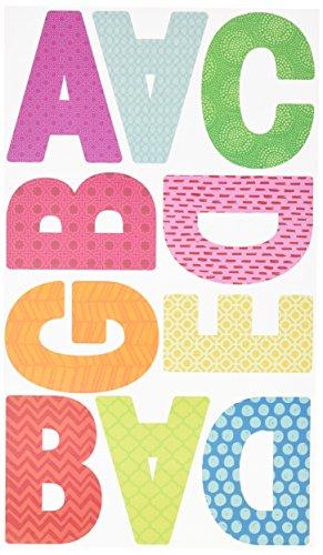 Unbekannt Me & My Big Ideas groß Alphabet Aufkleber Tiny Prints - Tiny Alphabet Sticker