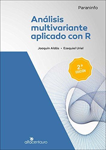Análisis multivariante aplicado con R. 2ª ed.