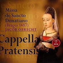 Obrecht : Missa De Sancto Donatiano