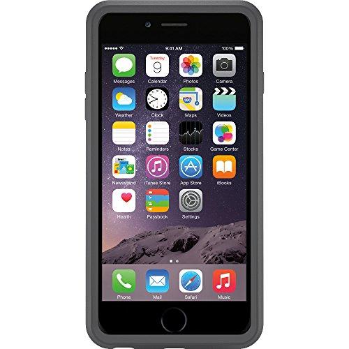 OtterBox Strada Etui en cuir antichoc pour iPhone 6 Plus/6S Plus Marron Bleu