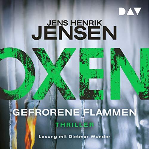 Buchseite und Rezensionen zu 'Gefrorene Flammen: Oxen 3' von Jens Henrik Jensen
