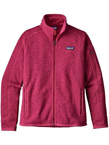 Patagonia Damen Jacke Better Sweater Fleece craft pink
