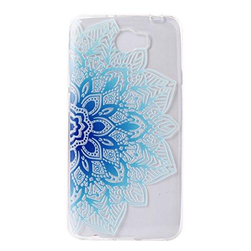 Huawei Y5 II Hülle,Huawei Y5 2 Case,Huawei Y5 II / Y5 2 Silikon Hülle [Kratzfeste, Scratch-Resistant] , Cozy Hut® Ultra Dünn [Crystal Clear] Soft Flex Silikon Handyhülle / Bumper-Style Premium-TPU Silikon / Perfekte Passform / Durchsichtige Schutzhülle HandyTasche Schutzhülle Hülle Case Cover für Huawei Y5 II / Y5 2 (5,0 Zoll)