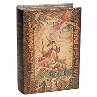 Original Kavatza book Joint Box 'The Habit' secret hideout book - PatchouliWorld