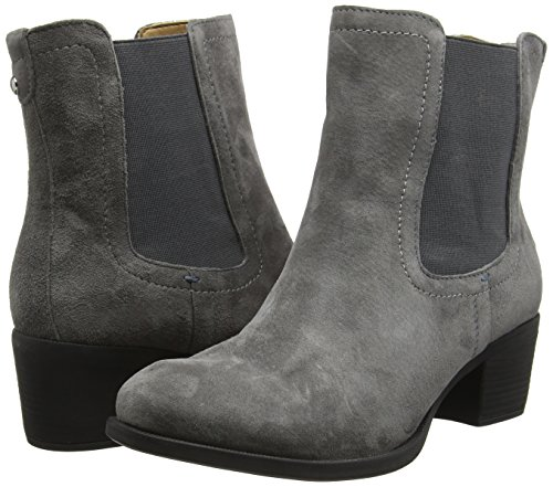 Hush Puppies Damen Landa Nellie Stiefel Grau