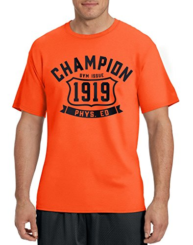 Champion - Maglietta sportiva - Maniche corte  -  uomo Spicy Orange/Gym Shirt