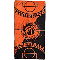 Amazon.fr : Basketball. - Serviettes de plage / Serviettes : Cuisine ...
