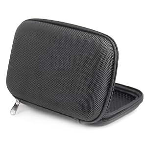 tinxs Black EVA Case for Portable Hard Drive