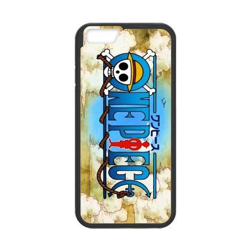 One Piece Film de protection Nouveau Attractive couleur peinture Protecteur de peau et durs Housses case Etui Coque pour Apple iPhone 66S (4.7inch)