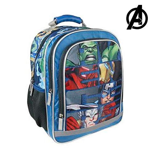 Avengers CD-21-2255 2018 Mochila Infantil, 40 cm, Multicolor