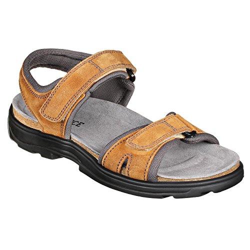 JOE n JOYCE Marrakesch (pelle scamosciata). Esclusivi sandali da trekking in Nature dimensione 37