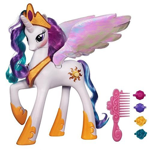 My little Pony - A0633 - Prinzessin Celestia ELECTRONIQUE