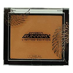 Loreal Super Blendable Blush Project Runway Edition,625 Audicious Amazons Blush