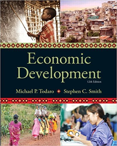 Economic Development (Pearson Series in Economics (Hardcover))