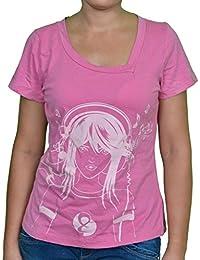 FICUSTER Women's/Girl's Pink Top - MEDIUM