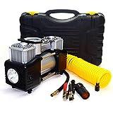 12V Druckluft Kompressor mit bis zu 10 Bar Druck