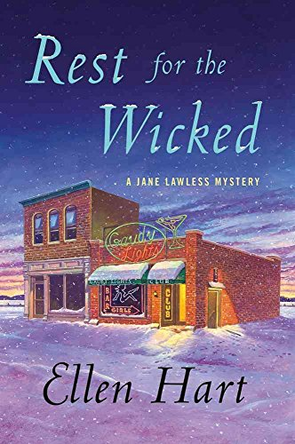 [(Rest for the Wicked)] [By (author) Ellen Hart] published on (October, 2012)