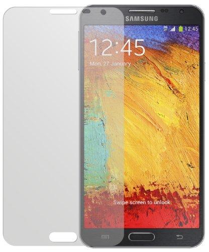 dipos I 2X Schutzfolie matt passend für Samsung Galaxy Note 3 Neo Folie Bildschirmschutzfolie