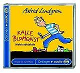 Kalle Blomquist Meisterdetektiv: Hörspiel von Kurt Vethake