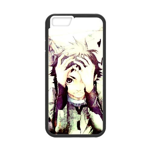 Deadman Wonderland coque iPhone 6 4.7 Inch Housse téléphone Noir de couverture de cas coque EBDXJKNBO12894