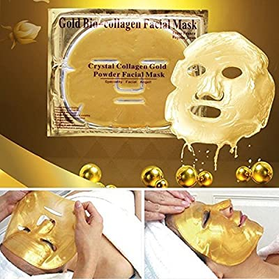 VWH Gold Collagen Face Masks Crystal Anti Ageing Skin Care Facial Mask from Yingwei