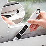 Zantec Cleaning Brush 2-in-1 Multipurpose Window Keyboard Groove Nook Cranny Small Shovel Cleaning Brush