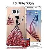 Best Galaxy S6 Phone Case - KC Beautiful Girl Wearing 3D Butterfly Wedding Dress Review
