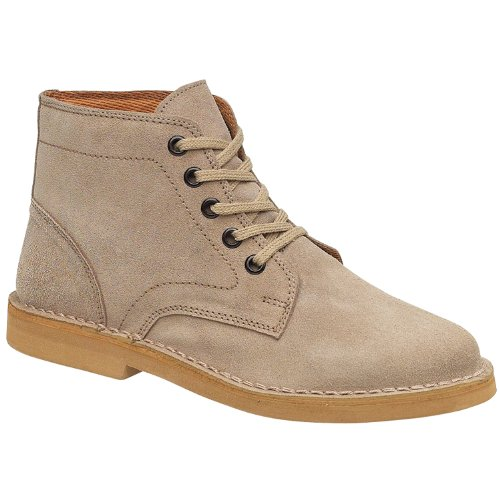Amblers - Desert boots - Homme Taupe