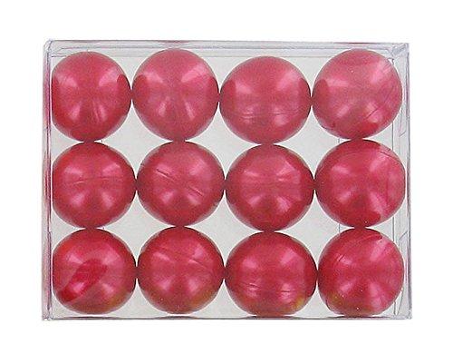 4 scatole di 12 perle da bagno – frutta lotto