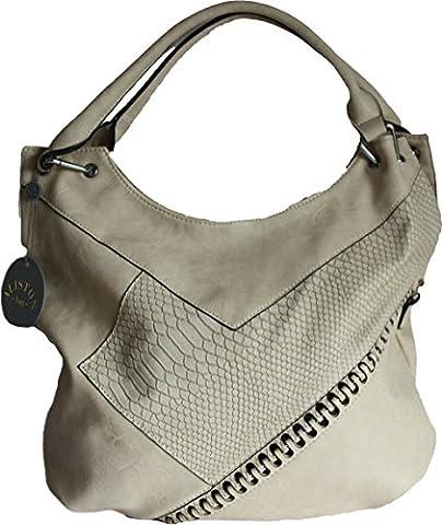 H&G Ladies Large Designer Tote \ Shoulder Handbag by Aliston – Paris