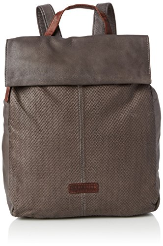 Liebeskind Berlin - Delrey City, Zaini Donna Marrone (Street Grey)