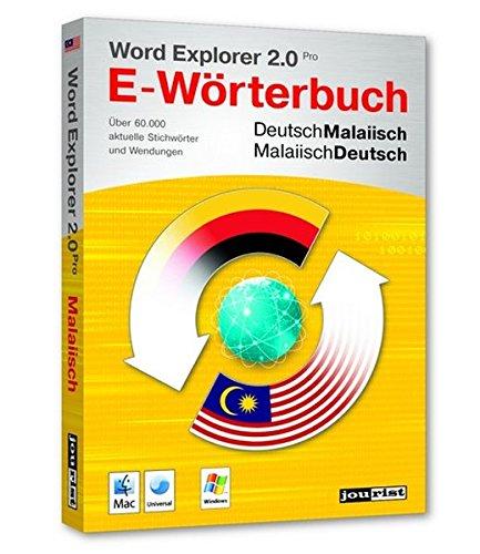 Word Explorer 2.0 Malaiisch/Deutsch