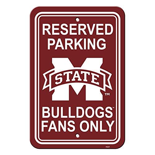 Mississippi Street Sign (Mississippi State Bulldogs Kunststoff Parken Schild)