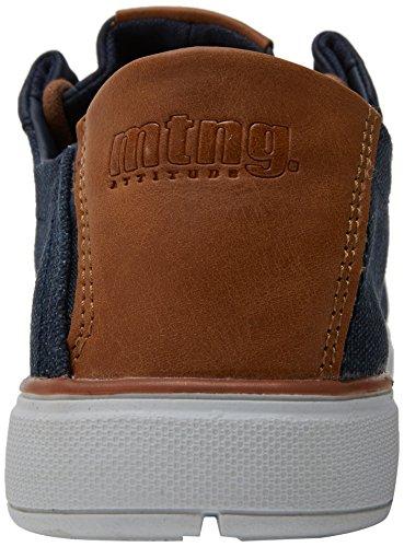 Sneakers Negrolotus Rojo MTNG Mehrfarbig Negrocueroyuri Yuri Herren Bambu qxOE7