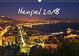 Neapel 2020 (Wandkalender 2020 DIN A3 quer): Lichter, Aussichten, Farben einer zauberhaften Stadt (Monatskalender, 14 Seiten ) (CALVENDO Orte) - Alessandro Tortora